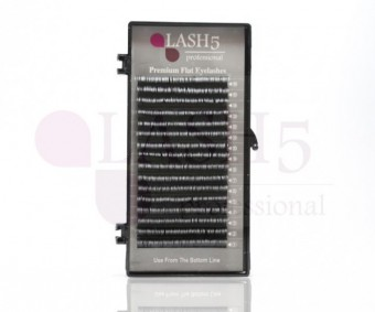 Z8 LASH5 FLAT lashes D0.20.12mm