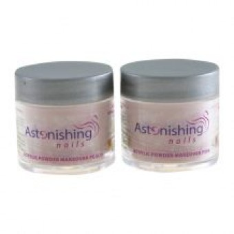 A5 Astonishing Makeover Pink 25gram