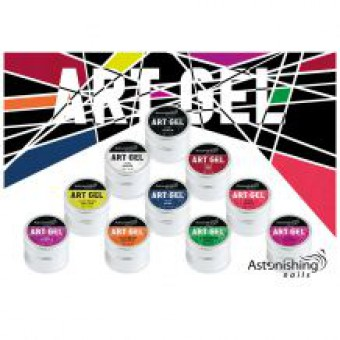 M3 AN ART Gels #002 White