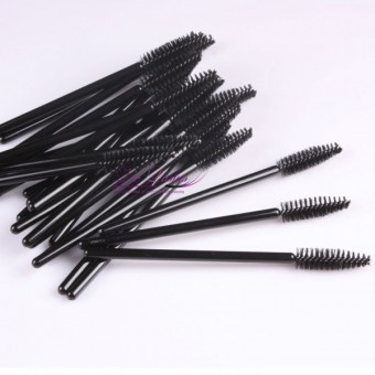 D4 Mascara wand brushes (50x)