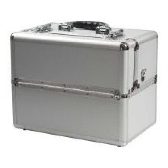 C5 NL BEAUTY CASE SILVER