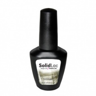 E4 Solid Lac Golddigger 15ml