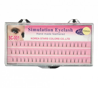 B6 Wimpers Simulation Y-Lashes8mm