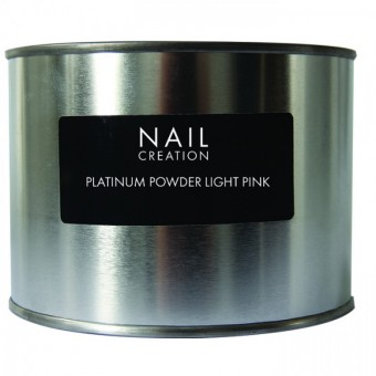 A8 Platium Powder LichtPink 350gm