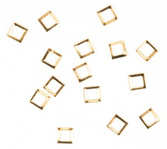 B2 Golden Frames 25 pc