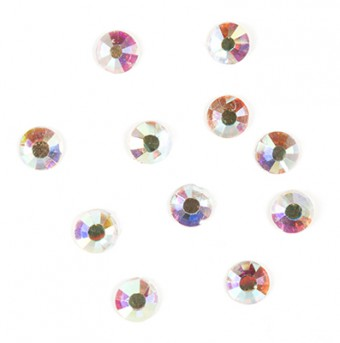 B5 Iridescent Stones 3 mm 50pcs
