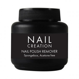 G2 Nail Polish Remover Acetone free spongebox–50ml